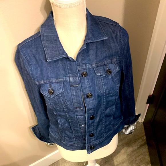 Broome Street Kate Spade Denim Jacket